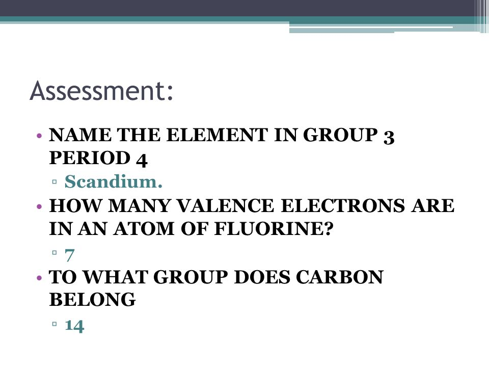 How Can We Find Electron Configuration For Scandium