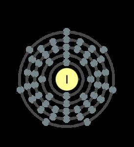 Iodine Valence Electrons