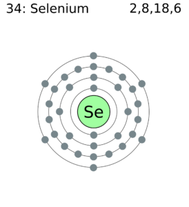Selenium Valence Electrons