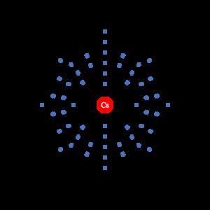 Caesium Electron Configuration